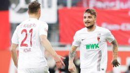 Hartmann spot on for Ingolstadt to sink Augsburg
