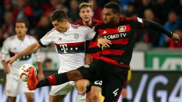Lewy: 'We got a point'