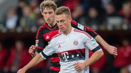 Tah and Kimmich shine against Lewandowski and Chicharito