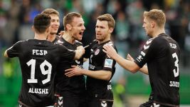 St. Pauli strengthen promotion push with Fürth win