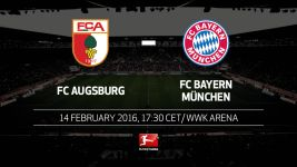 Neighbours Augsburg bidding to upset Bayern's title charge