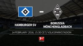 Hamburg targeting double over free-scoring Gladbach