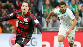 Huge Hispanic interest in Leverkusen-Bremen Cup tie