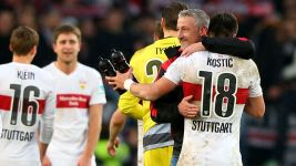 Safety first for Kramny's swashbuckling Stuttgart