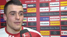 Kostic: 'We needed the goal'