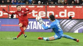 Previous Meeting: Augsburg 1-3 Bayern