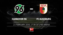 Augsburg and Hannover fighting for survival
