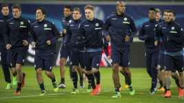 History beckons for Wolfsburg in Gent