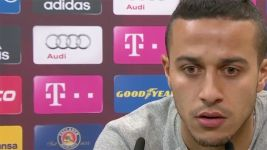 Thiago: 'We have cover'