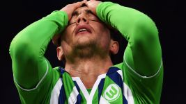Wolfsburg frustrated by Hertha