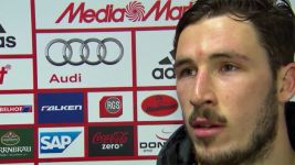 Leckie: 'We knew it was going to be a battle'