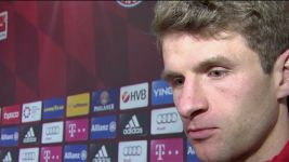 Müller: 'The goal looked acrobatic!'
