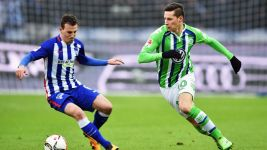 Wolfsburg's Draxler: 'A draw is probably a fair result'