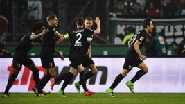 Augsburg record first win of 2016 against Hannover