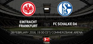 Frankfurt out to stop the rot against Schalke