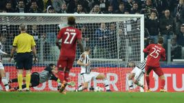 Advantage Bayern after draw in Turin