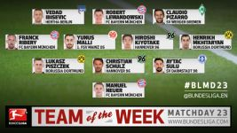 MD23: Team of the Week