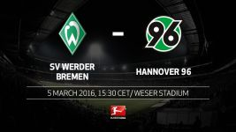 Bremen meet relegation rivals Hannover in crucial survival clash
