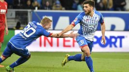 Hoffenheim close the gap after Augsburg win