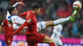 Cordoba strikes late as Mainz stun Bayern