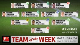 MD24: Team of the Week