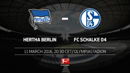 Hertha Berlin vs FC Schalke 04 | Preview