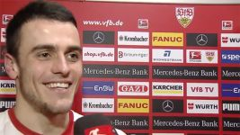 Kostic thrilled