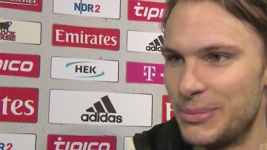 Ekdal: 'We were the better team'