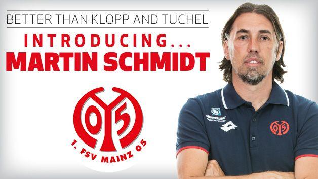 Mainz coach Martin Schmidt: better than Klopp and Tuchel ...