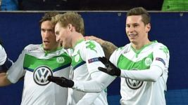 Wolfsburg's magic triangle beginning to bite on all fronts