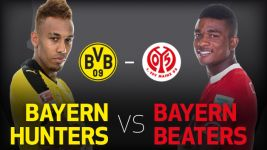 Top game: Bayern hunters vs Bayern beaters