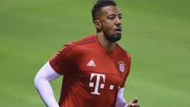 Bayern's Boateng on the comeback trail
