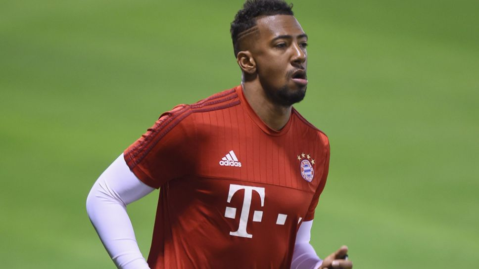 Boateng rules out due to Injury from Darmstadt fixture