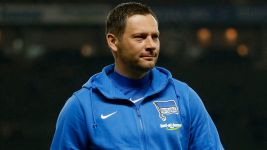 Hertha coach Dardai: 'I was in the team the last time we beat Schalke'
