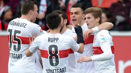 Stuttgart hold Ingolstadt in six-goal thriller