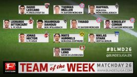 MD26: Team of the Week