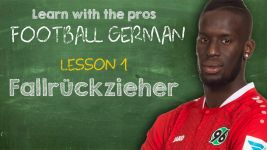 Football German: Lesson One