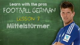 Football German: Lesson 7