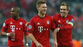 Lahm: 'We never lost our heads'
