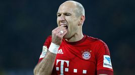 Robben ruled out of Dutch duty