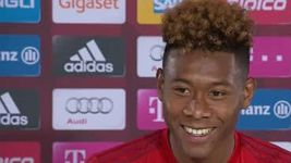 Bayern star Alaba delighted
