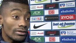 Kalou: 'A great partnership'