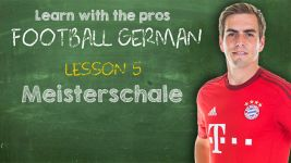 Football German: Lesson 5