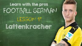 Football German: Lesson 11