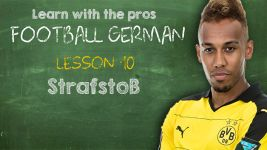 Football German: Lesson 10