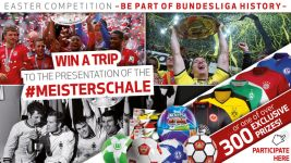 Be part of Bundesliga history!