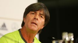 Löw eyes 'good performance' against England