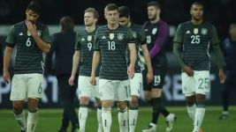 Germany looking to bounce back against Italy