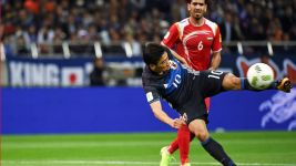 Kagawa stars as Japan down Syria