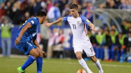 Pulisic makes history as USA beat Guatemala